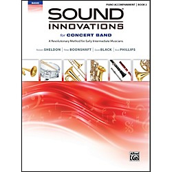 Alfred Sound Innovations for Concert Band Book 2 Piano Acc. Book (00-34568)