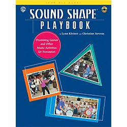 Alfred Sound Shape Playbook Book/CD (00-BMR07024CD)