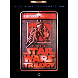 Alfred Star Wars Trilogy for Clarinet Book (00-0014B)