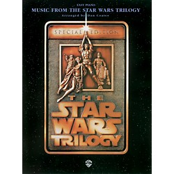 Alfred Star Wars Trilogy for Easy Piano Book (321871)