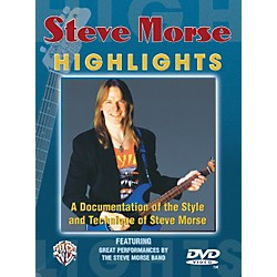 Alfred Steve Morse - Essential Highlights DVD (00-903957)