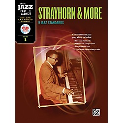 Alfred Strayhorn & More Flexible Instrumentation Book & CD (00-33387)