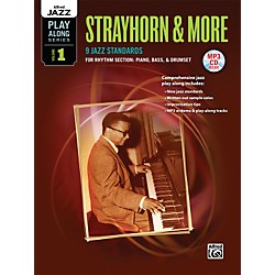 Alfred Strayhorn & More Rhythm Section Book & CD (00-38722)