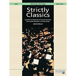 Alfred Strictly Classics Book 1 Bass (00-14640)