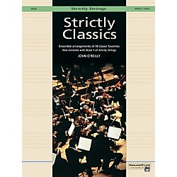 Alfred Strictly Classics Book 1 Viola (00-14638)
