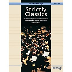 Alfred Strictly Classics Book 2 Bass (00-16583)