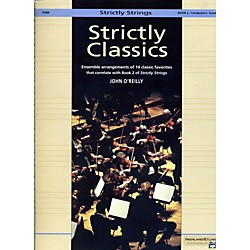 Alfred Strictly Classics Book 2 Conductor's Score (00-16586)