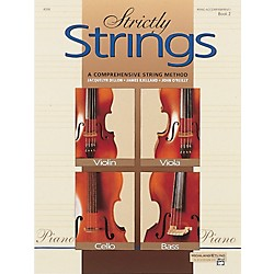 Alfred Strictly Strings Book 2 (00-4398)