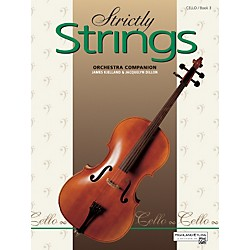 Alfred Strictly Strings Book 3 Cello (00-16861)