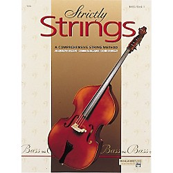 Alfred Strictly Strings Level 1 Bass (00-5296)