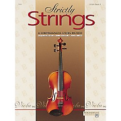 Alfred Strictly Strings Level 1 Viola (00-5294)
