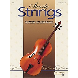 Alfred Strictly Strings Level 2 Cello (00-4396)