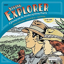 Alfred String Explorer Book 1 Acc. Recordings 2-CD Set (00-20607)