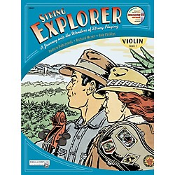 Alfred String Explorer for Violin, Book 1 (00-20601)