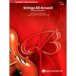 Alfred Strings All Around String Orchestra Grade 1.5 Set (00-40414)