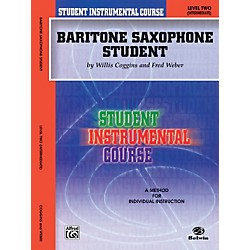 Alfred Student Instrumental Course Baritone Saxophone Student Level II (00-BIC00241A)