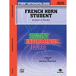 Alfred Student Instrumental Course French Horn Student Level 2 Book (00-BIC00251A)