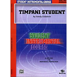 Alfred Student Instrumental Course Timpani Student Level 2 Book (00-BIC00276A)