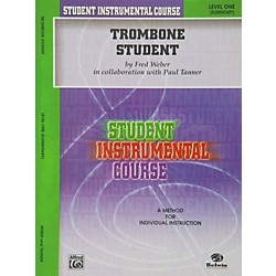 Alfred Student Instrumental Course Trombone Student Level I (00-BIC00156A)