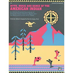 Alfred Students Workbook Myth, Music, and Dance of the American Indian (00-3520)