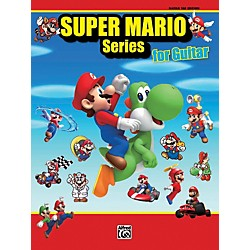 Alfred Super Mario Series for Guitar Book (00-38586)