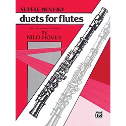 Alfred Supplementary Duets for Flutes (00-EL02799)