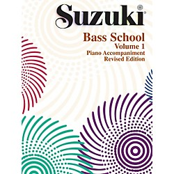 Alfred Suzuki Bass School Piano Accompaniments (00-0372S)