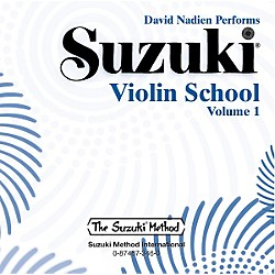 Alfred Suzuki Violin School CD, Volume 1 (Nadien) (00-0346)