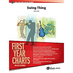 Alfred Swing Thing Jazz Band Grade 1 Set (00-41108)