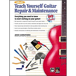 Alfred Teach Yourself Guitar Repair and Maintenance Book (00-22854)