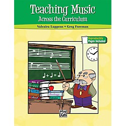 Alfred Teaching Music Across the Curriculum Book (00-37478)