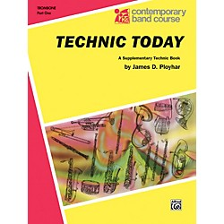 Alfred Technic Today Part 1 Trombone (00-CBC00053)