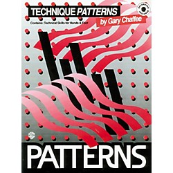 Alfred Technique Patterns (Book/CD) (00-EL03587CD)