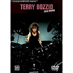Alfred Terry Bozzio - Solo Drums DVD (00-25440)