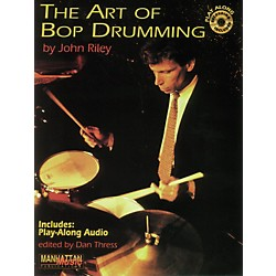 Alfred The Art Of Bop Drumming (Book/CD) (00-MMBK0056CD)