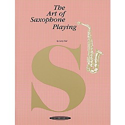 Alfred The Art of Saxophone Playing (00-0057)