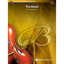 Alfred The Beast String Orchestra Grade 1 Set (00-41176)
