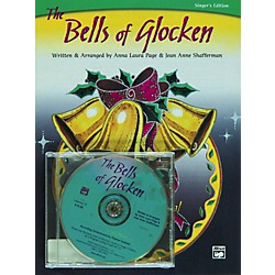 Alfred The Bells of Glocken Book/CD (00-21508)