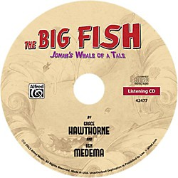 Alfred The Big Fish - Christian Elementary Musical Bulk CD 10-pack (00-42479)