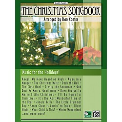Alfred The Christmas Songbook (00-28003)