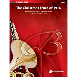 Alfred The Christmas Truce of 1914 Concert Band Grade 1 Set (00-42143)