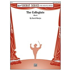 Alfred The Collegiate Concert Band Grade 1 Set (00-41929)