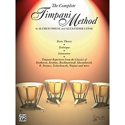 Alfred The Complete Timpani Method (00-HAB00011)