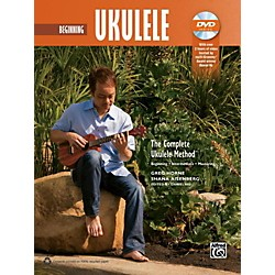 Alfred The Complete Ukulele Method: Beginner Ukulele Book & DVD (00-40916)