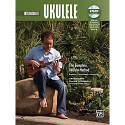 Alfred The Complete Ukulele Method: Intermediate Ukulele Book & DVD (00-40919)
