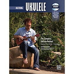 Alfred The Complete Ukulele Method: Mastering Ukulele Book & DVD (00-40922)