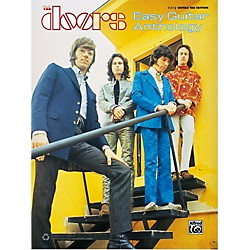 Alfred The Doors - Easy Guitar Anthology Book (00-43656)