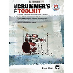 Alfred The Drummer's Toolkit Book & DVD (00-22646)