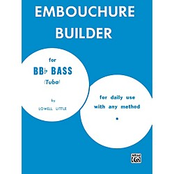 Alfred The Embouchure Builder (00-PROBK00131)