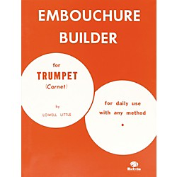 Alfred The Embouchure Builder Trumpet Method Book (00-PROBK00129)